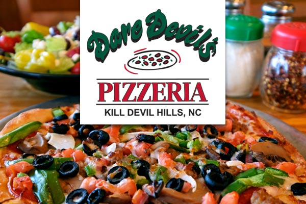 Dare Devil's Pizzeria