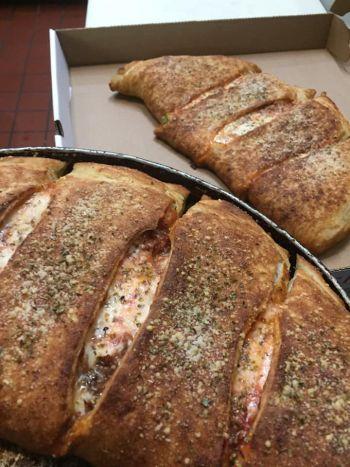Dare Devil's Pizzeria, Create Your Own Stromboli